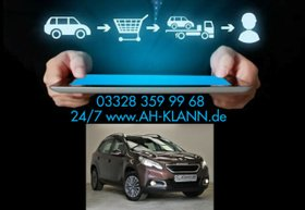 PEUGEOT 2008 1.2 82PS Active Klima Bluetooth Allwetter