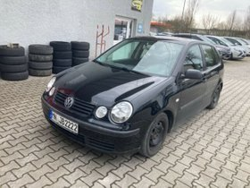 VW Polo IV Basis 4-türig defekt