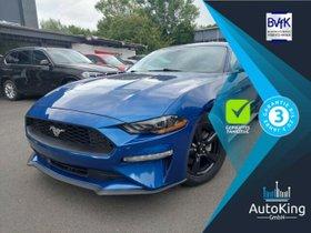 FORD Mustang 2,3l EcoBoost 2018 Schaltgetriebe Blau