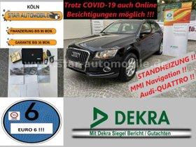 AUDI Q5 2.0 TDI quattro-NAVI-SITZH-ST.HEIZ-TEMPOM-EU6
