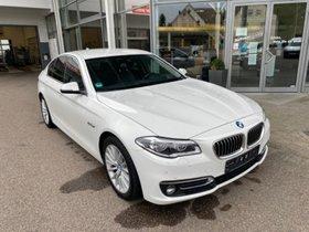 BMW 520d Ledersportsitz.Ad-LED DrvAs.HUD Navi Kamera