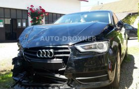AUDI A3 Sportback Attraction UNFALL !!