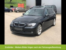 BMW 330 d Touring Leder Xenon Klimaaut SHZ Tempomat