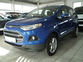 FORD EcoSport Trend 1.5/Winter-Paket/PDC/16