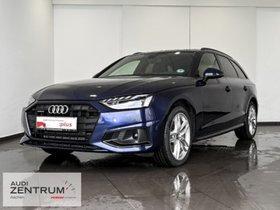 Audi A4 Avant 40 TDI quattro advanced S tronic Euro 6,