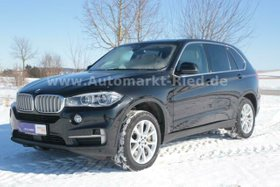 BMW  X5 xDrive50i - Panorama-SD, Standheizung, etc.