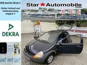 FORD Ka Student  1,3 - 44 kW 8V Duratec KAT-SERVO-ABS