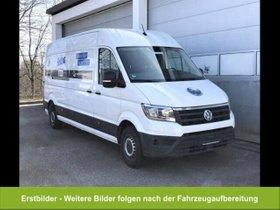 VW Crafter Kasten lang+hoch 2.0TDI-Navi AHK Kamera