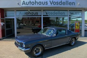FORD Mustang Fastback 2+2