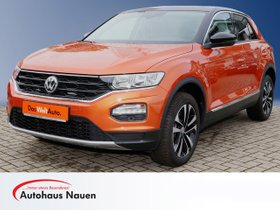 VW T-ROC 1.5 TSI IQ Drive Navi Ganzjahresreifen elektr. Heckklappe ACC LaneAssist