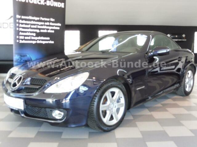 Used Mercedes Benz Slk-Class 200 K