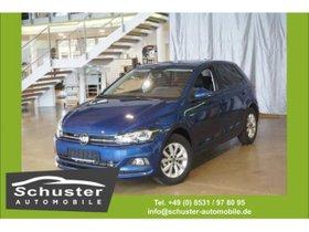 VW Polo Highline 1.0TSI DSG ACC 2xPDC BT-Freisprech
