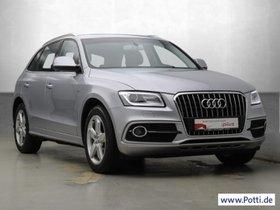 Audi Q5 2,0 TDi S-line Pano DAB BuO Xenon
