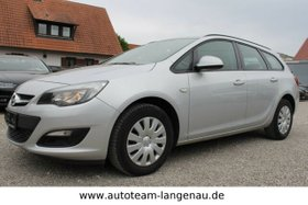 OPEL Astra J 1.6 CDTI Sports Tourer Edition°EU6°NAVI°