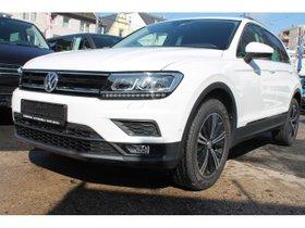 VW Tiguan Comfort 1,4 TSI 4x4 LED AHK Standh SOFORT !