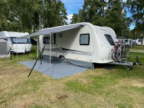 Hobby Excellent 540 UFe incl. Mover und Markise