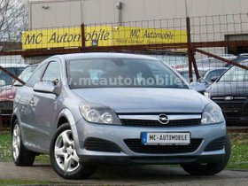 OPEL Astra H GTC CATCH ME-LPG GASANLAGE-PDC!!