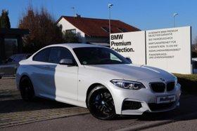 BMW M240i xDr.Leder Navi Kamera M PerformanceAuspuff