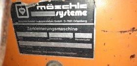 Möschle Unirec 700 Schredder