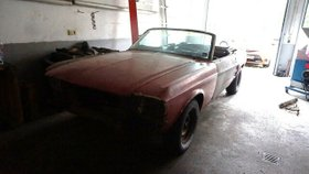 FORD Mustang Cabrio V 8 -Restauration Objekt -