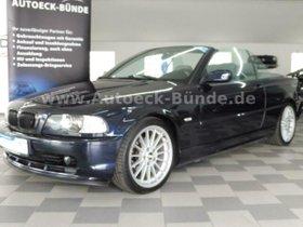 BMW 318 Ci Cabrio Navi/Leder/18-Zoll