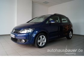 VW Golf Plus VI Team 1.4 TSI -Navigationsmodul, Anhängerkupplung,Park-Distance-Control