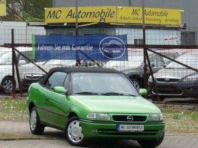 OPEL Astra F Cabriolet 1.8 Bertone Edition-LEDER !!