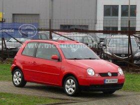 VW Lupo Trendline-FALT-DACH-HU-AU 09-2021 !!