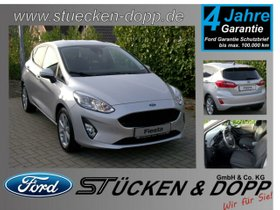 FORD Fiesta Cool&Connect+NAVI+DAB+16 Zoll+Garantie+..