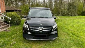 MERCEDES-BENZ V 220d Marco Polo Edition LED AHK Markise GSD