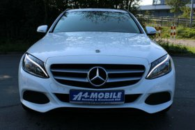 MERCEDES-BENZ C 220d T BlueTEC Navi LED Kamera SHZ Temp.