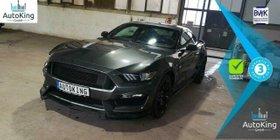 FORD Mustang 5.0 GT V8 Black Leder