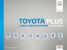 TOYOTA Yaris Hybrid 1.5 VVT-i Y20 Club