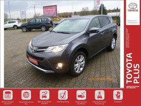 TOYOTA RAV 4 2.2 D-4D 4x4 Start Edition