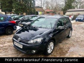 VW Golf 1.4 TSI Style Klimaautomatik I.Hand Euro 5