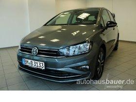 VW Golf Sportsvan VII IQ.DRIVE 1,0 l TSI - Navi, Rear View
