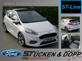 FORD Fiesta 1.0 EcoBoost MHEV ST-Line X+Panorama+LED+