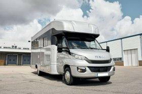 IVECO Daily Pferdetransport 3Pferde + Wohnen