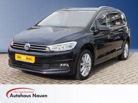 VW Touran 1.5 TSI Highline DSG Navi 7 Sitzer Panorama LED elektr. Heckklappe ACC