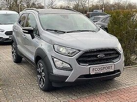 FORD EcoSport 1.0 EcoBoost Active 140PS -LED, Navi-