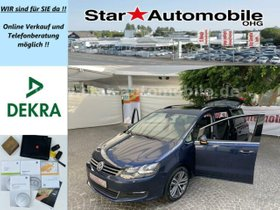 VW Sharan 2.0TDI 135KW COMFOR-7SITZ-LEDER-XENON-EU6