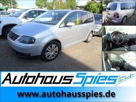 VW TOURAN 2.0 DPF TREND AUTOMATIK!