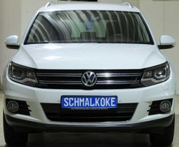 VW Tiguan 2.0 TDI DPF 4Mot BMT DSG Cup Sport&Style Xenon AHK Navi