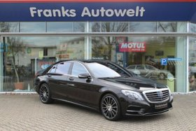 MERCEDES-BENZ S 500 4Matic 9-TRONIC Lang+Standheizung+AMG Line