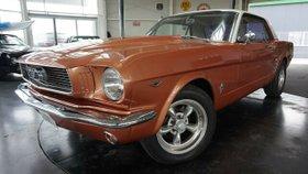 FORD Mustang 289 cui V8 Automatik TÜV u. H