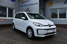 VW up! 1.0 MPI Move up -ZV mit Funk-Klima-DAB-MP...