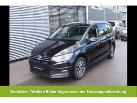 VW Touran Sound 1.6TDI Navi ACC SHZ Klimaaut 2xPDC
