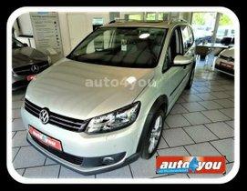 VW Touran Cross 2.0 TDI Automatik-erst 56TKM-