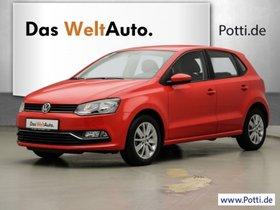 Volkswagen Polo 1,0 Comfortline Telefon Klima PDC
