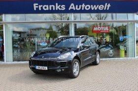 PORSCHE Macan S Euro 6 Diesel+Standheiz.+Luftf.+AHK+Pano
